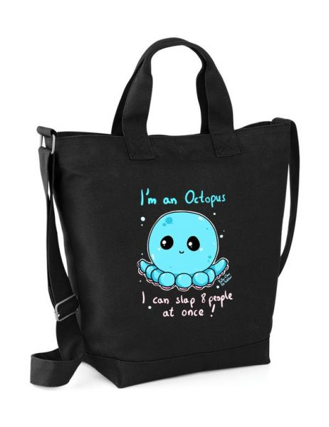 I'm an Octopus - Shopperbag