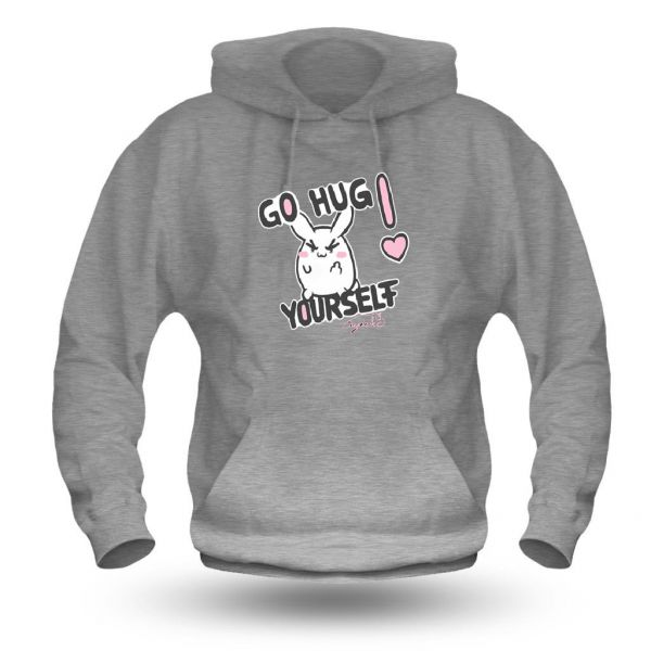 Go Hug Yourself! - Hoody