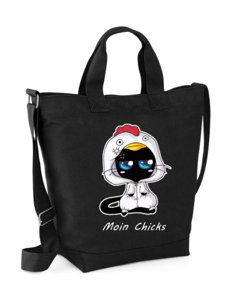 Moin Chicks - Shopperbag