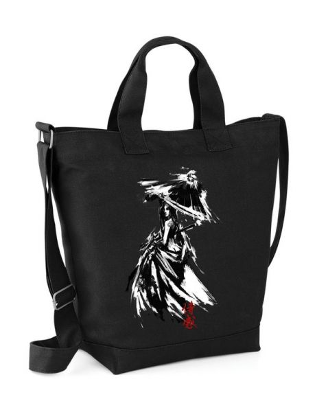 Samurai Kan - Shopperbag